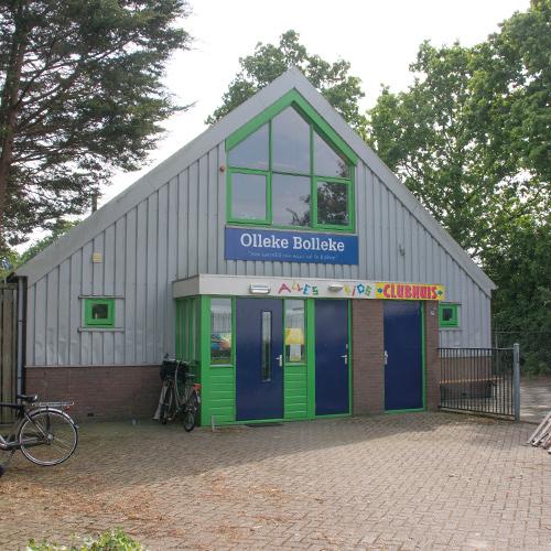 buitenschoolse opvang locatie Clubhuis